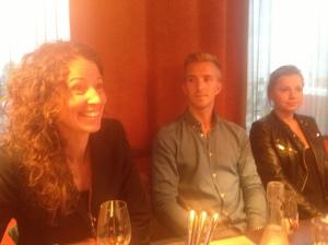 Malin, Mattias & Marleen