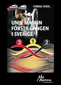 STRIVE Falun forst i Sverige